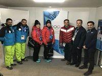 نمایندگان المپیکی ایران هدیههای سامسونگ را دریافت کردند