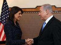 قدردانی نتانیاهو از هیلی به سبب اقدامات ضد ایرانیاش
