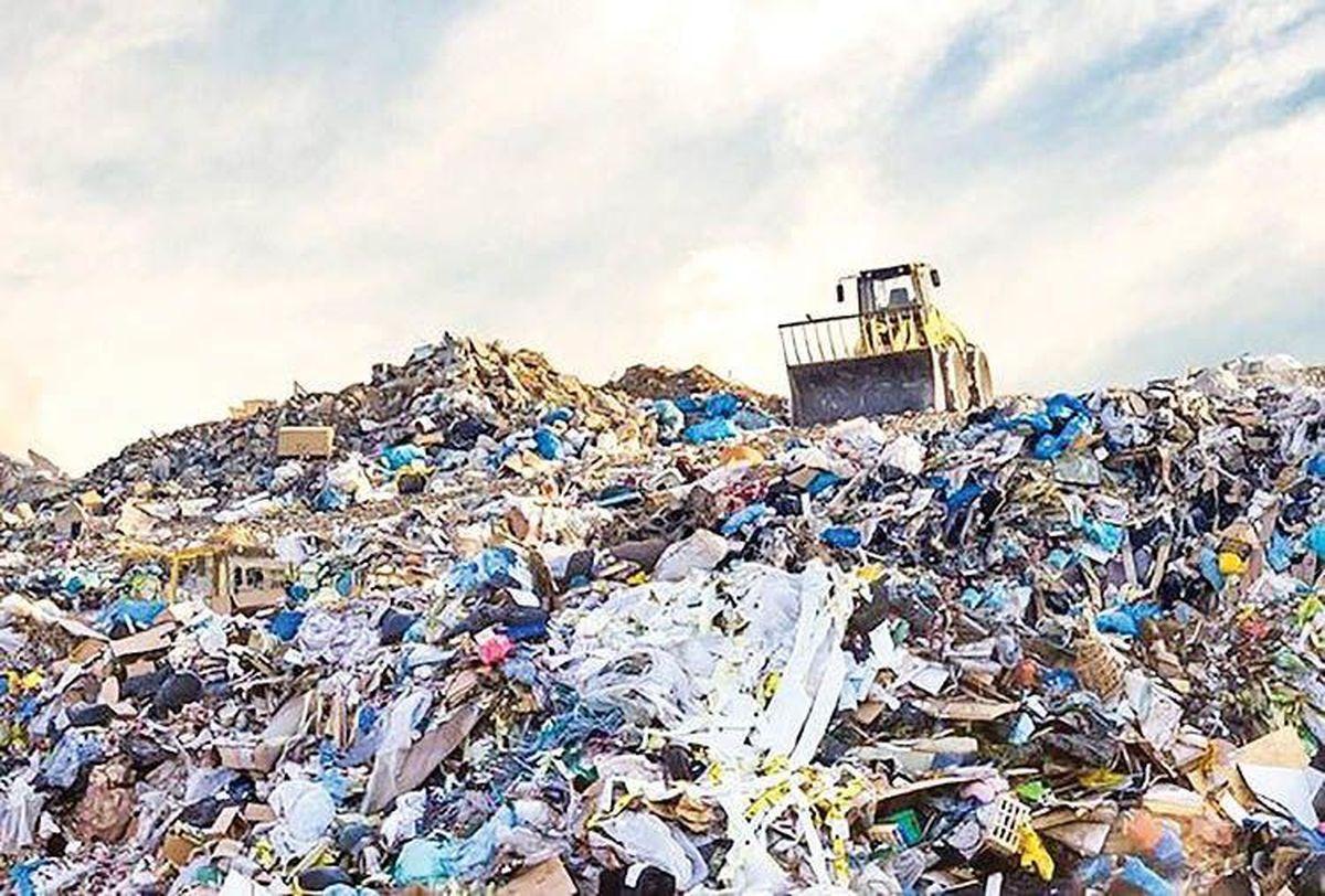 نفوذ شیرابه زبالههای آرادکوه به آبخوانهای کشاورزی