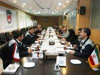 تدوین برنامه جامع زیست محیطی ذوب آهن اصفهان