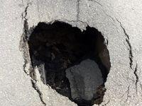 وقوع فروریزشهای متعدد زمین در منطقه 19تهران/ رفع خطر از حفره خانی آباد