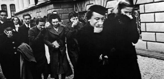رسم سیاه پوشیدن در هنگام خاکسپاری چه علتی دارد؟