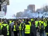 دولت ماکرون به مطالبات اعتراضات مردمی اهمیت نمیدهد
