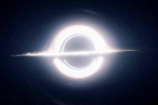 ناسا، سیاهچاله معروف را شبیهسازی کرد