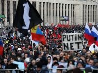 تظاهرات «آزادی برای اینترنت» در روسیه