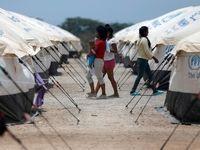 پناهندگان ونزوئلایی در اردوگاه سازمان ملل +تصاویر
