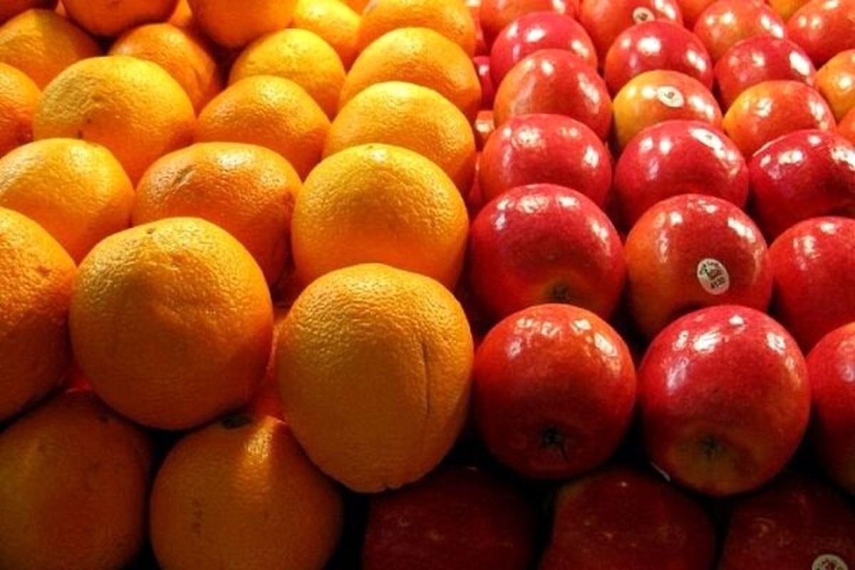 قیمت انواع میوه و صیفی جات در مرکز عمده فروشی