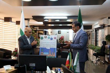 تفاهم جدید بانک قرضالحسنه مهر ایران و شرکت سهامی فرش
