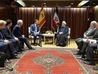 تاکید سران ایران و اسپانیا بر توسعه همکاریهای دو جانبه