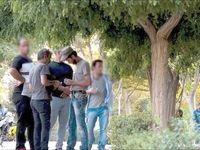 کلافه شدن مردم از حضور معتادان متجاهر در شهر