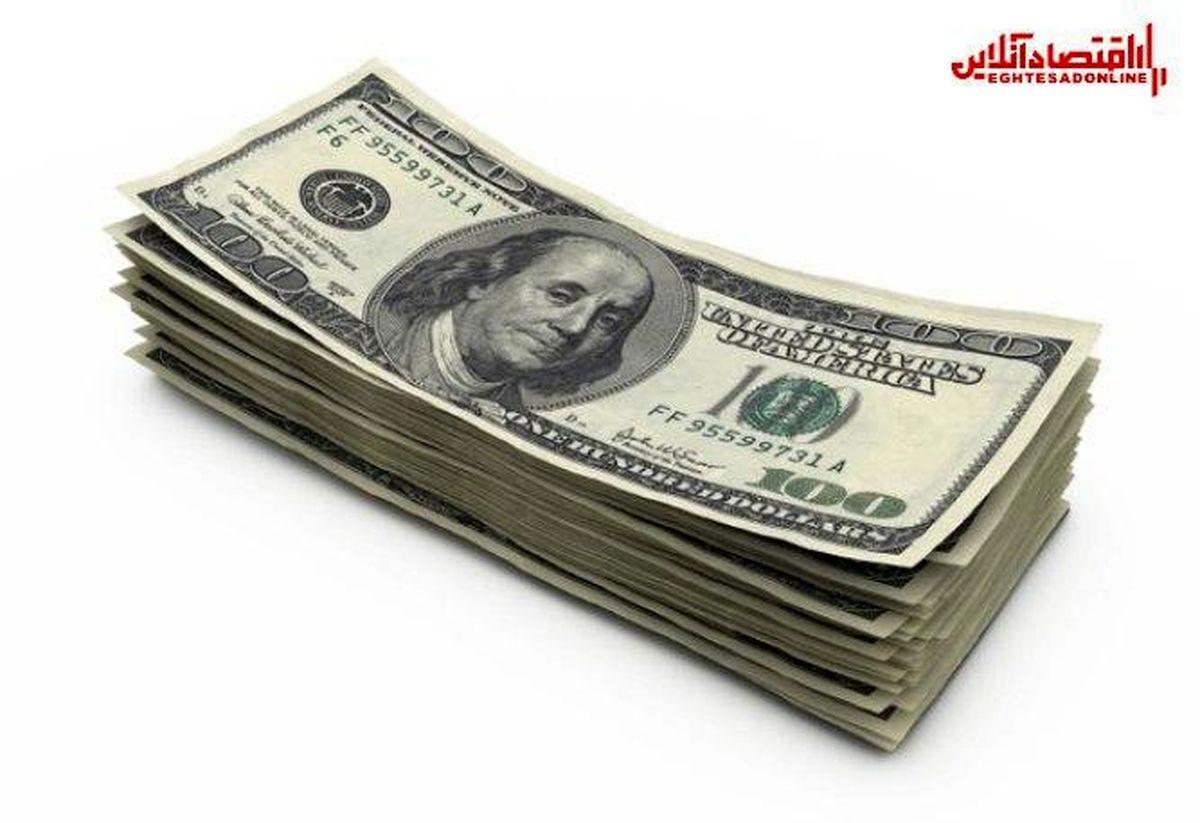دلار آزاد ۵هزار تومان سقوط کرد/ جو بازار ارز ریزشی است