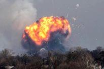 چند موشک در نزدیکی سفارت آمریکا در بغداد فرود آمد