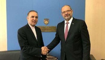 دیدار سفیر کشورمان با رئیس شورای ملی اسلوونی
