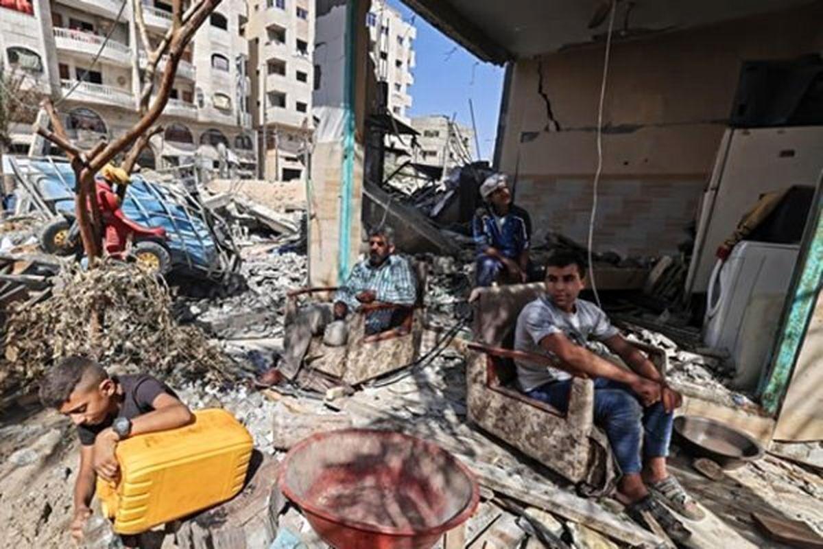 وعده کمک نیم میلیارد دلاری قطر برای بازسازی غزه