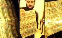 ماجرای بازداشت روحانی قلابی در تظاهرات لبنان چه بود؟ +فیلم