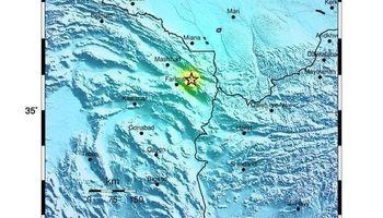 زلزله دیگری به بزرگی  ۴.۷ ریشتر سفید سنگ خراسان را لرزاند