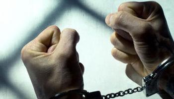 قاتل رئیس قطار باری بازداشت شد