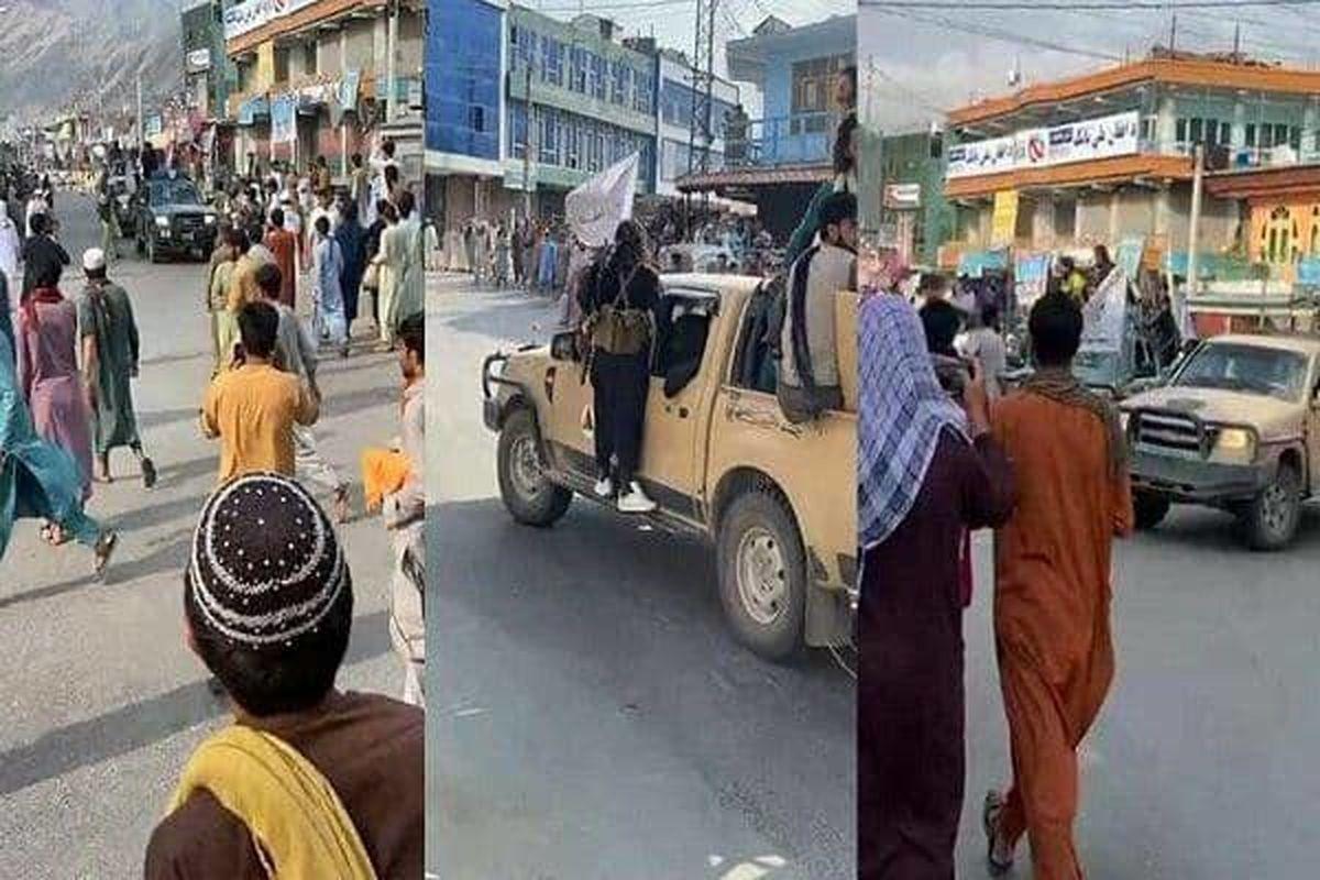 طالبان آخرین شهرستان های تحت کنترل کابل در بدخشان را تصرف کرد
