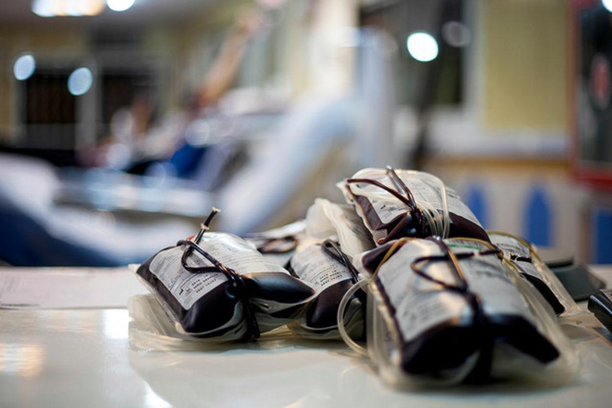 افزایش ۱۵ درصدی اهدای خون تهرانی ها