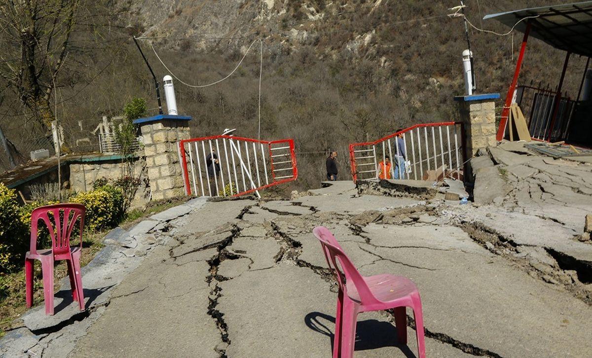 خسارت زلزله سیسخت به ۵۰۰خانه روستایی