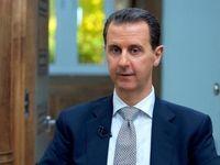 بشار اسد: بر سر روابط با ایران معامله نمیکنیم