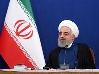 روحانی: ایران در کنترل و مقابله با کرونا سرافراز و آبرومند است/ با وجود فشار تحریمها، کار بزرگی انجام گرفت