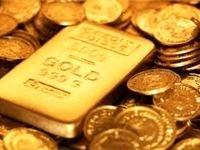 طلا گران و سکه باز هم ارزان شد