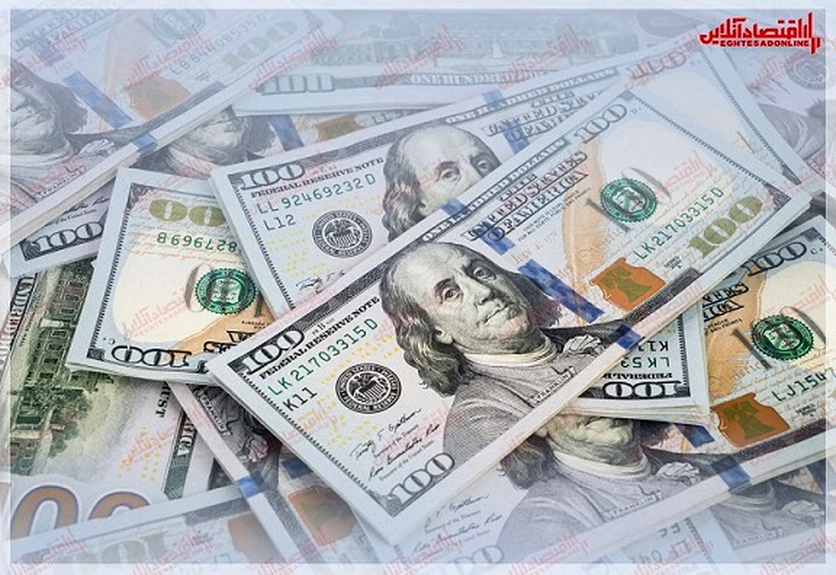 قیمت دلار آزاد (بعدازظهر سهشنبه ۲۲ مهر)