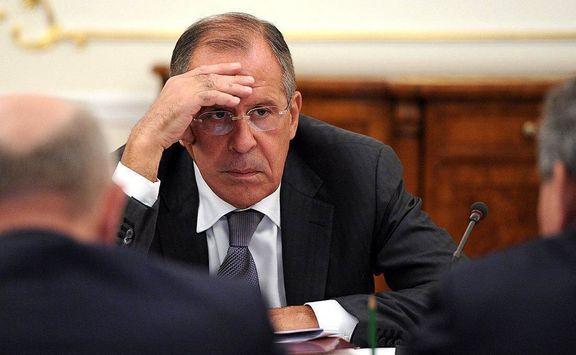کنارهگیری لاوروف از وزارت خارجه روسیه