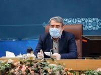 نشست وزیر کشور  با معاونین وزارت کشور برای بررسی مدیریت کرونا