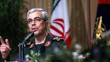 واکنش بالاترین مقام نظامی ایران به حادثه نفتکشها +فیلم