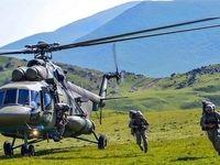 جزئیات قدرتنمایی سپاه و ارتش بر فراز خلیج فارس