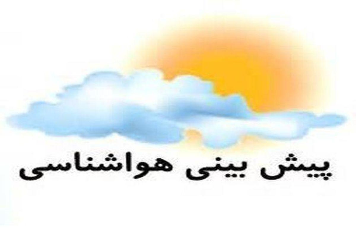 پیشبینی وزش باد شدید با احتمال گرد و خاک در تهران