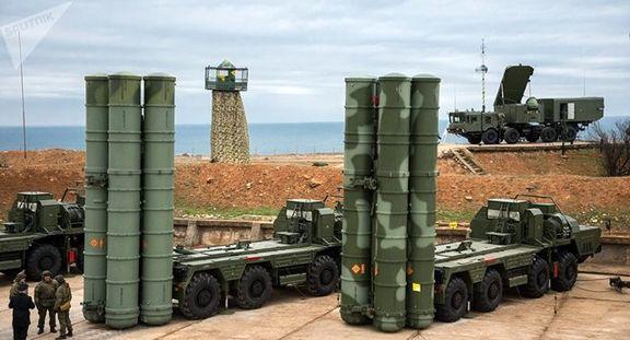 روسیه به هند «اس-۴۰۰» میدهد