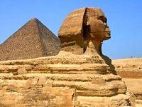 بناهای شگفت انگیز اهرام مصر +عکس