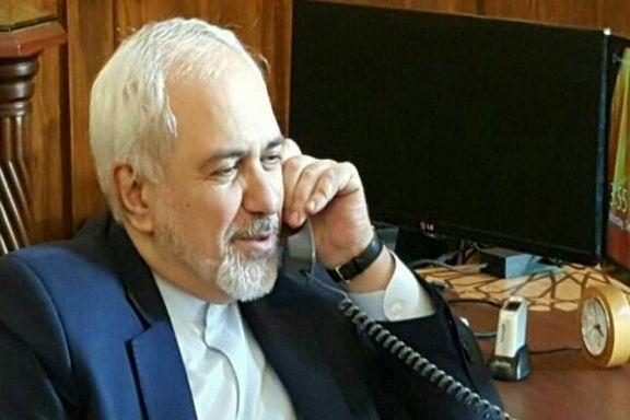 گفت و گوی عبدالله و ظریف درباره اوضاع سیاسی افغانستان و منطقه