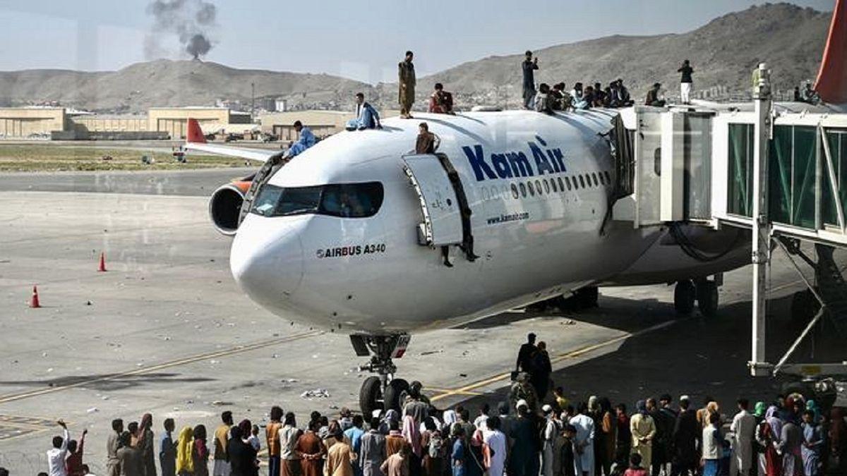 طالبان: از نیروهای خارجی در فرودگاه کابل محافظت می کنیم