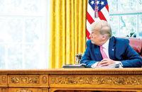 ترامپ: ایران مشتاق توافق است!