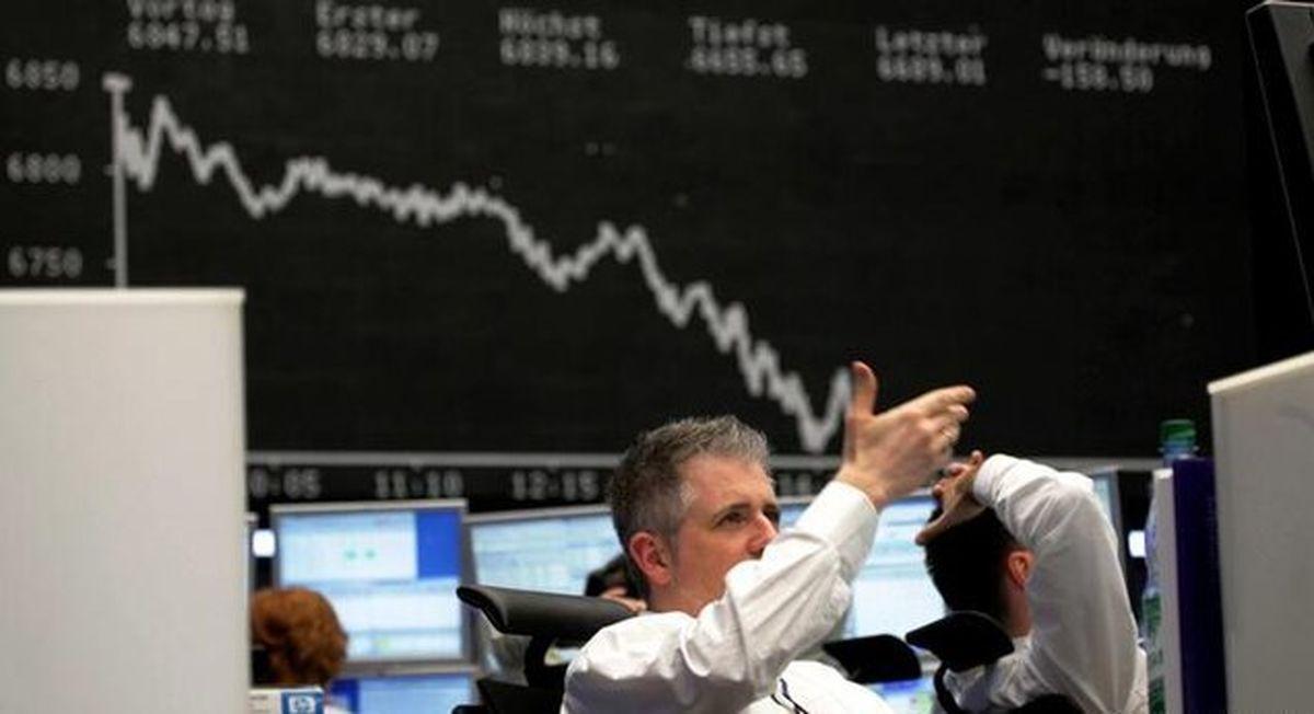 شروع هفته کاهشی بازارهای سهام آمریکا