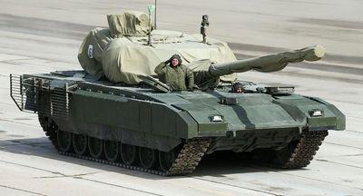 هشدار انگلستان نسبت به توان بالای تانک جدید روسیه