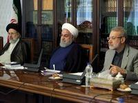 برگزاری جلسه شورای عالی هماهنگی اقتصادی با حضور سران قوا