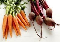 استفاده از هویج و شلغم برای استحکام بتن