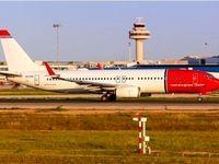 هواپیمای نروژی همچنان در شیراز زمین گیر است
