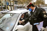 حذف جرایم کرونایی خودروهای عمومی و کادر درمان