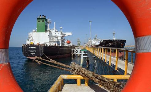 صادرات نفت ایران به پایینترین رقم در ۴ماه گذشته رسید