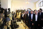 """موزه """"علیاکبر خان"""" پس از افتتاح بسته شد"""