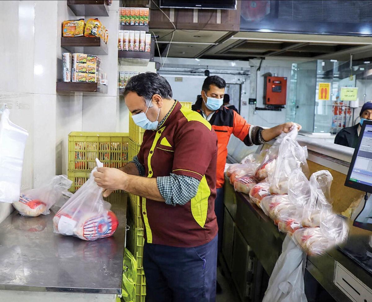 رانت واردات مرغ با ارز۴۲۰۰تومانی