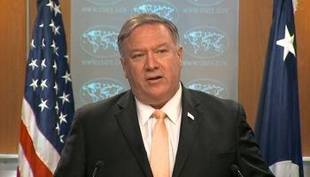 پامپئو: برنامه هستهای ایران برخلاف معیارهای بینالمللی است