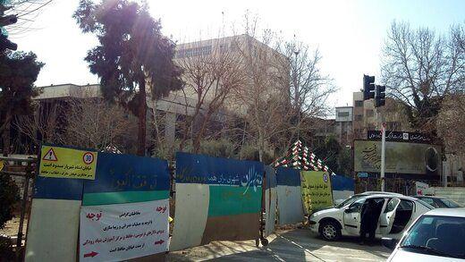 وضعیت نابسامان خیابان شهریار در تهران +عکس