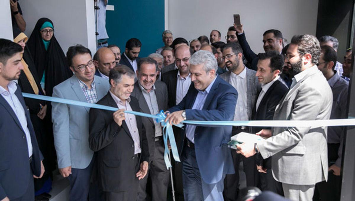 افتتاح اولین باشگاه کسب و کارهای دانش بنیان با حمایت شرکت به پرداخت ملت